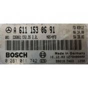 ECU Calculator Motor Mercedes Sprinter 2.2CDI A6111530691 0281011742 EDC15C6 {