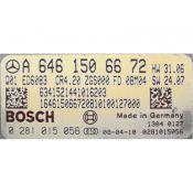 ECU Calculator Motor Mercedes Sprinter 2.2CDI A6461506672 0281015056 EDC16CP31{