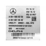 ECU Calculator Motor Mercedes GLA 2.0CDI A6519006303 CRD3.F1