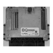 ECU Calculator Motor Nissan Note 1.5DCI 23710 XH30C 0281032989 EDC17C84 {