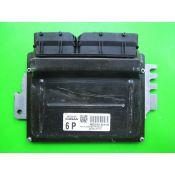ECU Calculator Motor Nissan Almera 1.8 MEC32-231 6P
