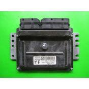 ECU Calculator Motor Nissan Micra 1.4 MEC37-510 YF