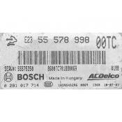 ECU Calculator Motor Opel Corsa D 1.3CDTI 55578998 0281017714 EDC17C18 {
