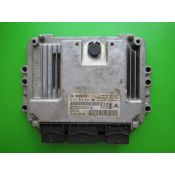 Defecte Ecu Peugeot 207 1.4HDI 9664843480 0281012523 EDC16C34