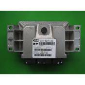 ECU Calculator Motor Peugeot 307 2.0 9653347180 IAW 6LPA.02