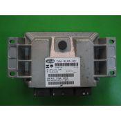 ECU Calculator Motor Peugeot 307 2.0 9655901180 IAW 6LPA.02