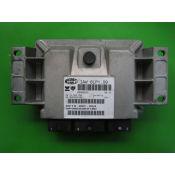 ECU Calculator Motor Peugeot 206 2.0 9655959180 IAW 6LP1.09