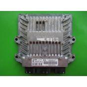 ECU Calculator Motor Peugeot 1007 1.4HDI 9658599180 5WS40175C-T SID804