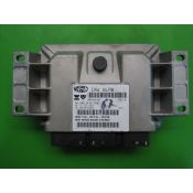 ECU Calculator Motor Peugeot 307 2.0 9659057580 IAW 6LPB