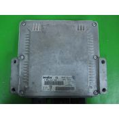 ECU Calculator Motor Peugeot 807 2.0HDI 9661145580 0281012463 EDC15C2
