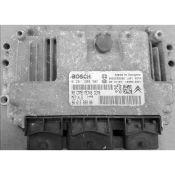 ECU Calculator Motor Peugeot 206 1.6 9661383980 0261208901 ME7.4.5