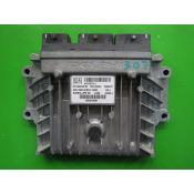 ECU Calculator Motor Peugeot 407 2.0HDI 9663018680 28080473 DCM3.4