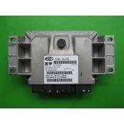 ECU Calculator Motor Peugeot 307 2.0 9663318680 IAW 6LPB