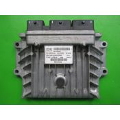 ECU Calculator Motor Peugeot 307 2.0HDI 9665465880 DCM3.4