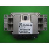 ECU Calculator Motor Peugeot 207 1.4 9665490080 IAW 6LPC.105