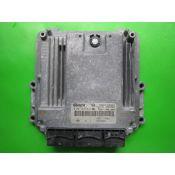 ECU Calculator Motor Renault Espace 2.0DCI 8201287631 0281018918 EDC16CP33