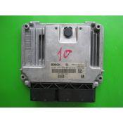 ECU Calculator Motor Saab 9-5 1.9TID 55562898 0281013378 EDC16C39
