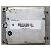 ECU Calculator Motor Saab 9-3 2.0T 55565020 Trionic8 {