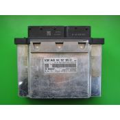ECU Calculator Motor Seat Ibiza 1.0 04C907309AT 0261S17501 MED17.5.21