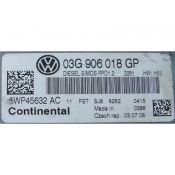 ECU Calculator Motor Seat Leon 2.0TDI 03G906018GP 5WP45632AC SIMOS PPD1.2 {
