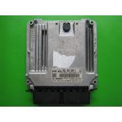 ECU Calculator Motor Skoda Octavia 2.0TDI 05L907309C 0281035649 MD1CS004