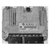 ECU Calculator Motor Skoda Superb 2.0TDI 03L906018CK 0281016849 EDC17C46