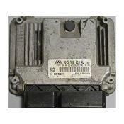 ECU Calculator Motor Skoda Fabia 1.4TDI 045906013AL 0281016627 EDC17U01 BPG {
