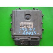 ECU Calculator Motor Smart Forfour 1.5CDI A6391500179 0281011840 EDG16C33 {