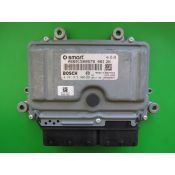 ECU Calculator Motor Smart Fortwo 0.8CDI A6601500579 0281015900 EDC16C32