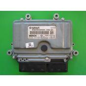 ECU Calculator Motor Smart Fortwo 0.8CDI A6609000800 0281017623 EDC16C32