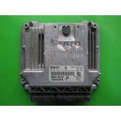 ECU Calculator Motor Toyota Yaris 1.4D4D 89661-0D470 0281012515 EDC16C10