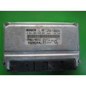 ECU Calculator Motor Toyota Yaris 1.0 89661-0D211 0261208036 M7.9.4