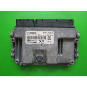 ECU Calculator Motor Toyota Aygo 1.0 89661-0H721 0261S1020G