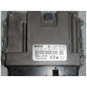 ECU Calculator Motor Toyota Auris 1.4D4D 89661-0ZM00 0281031657 EDC17C47 {