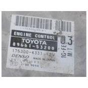 ECU Calculator Motor Lexus IS200 2.0 89661-53200 175300-4331 {
