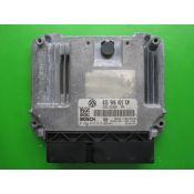 ECU Calculator Motor VW Jetta 1.9TDI 03G906021CM 0281012613 EDC16U34