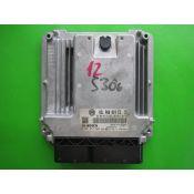 ECU Calculator Motor Seat Exeo 2.0TDI 03L906019ED 0281017608 EDC17CP14 CAGA