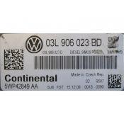 ECU Calculator Motor VW Polo 1.6TDI 03L906023BD 5WP42849 SIMOS PCR2.1 CAYC {