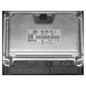ECU Calculator Motor VW Polo 1.8 06A906032TL 0261208950 ME7.5 {