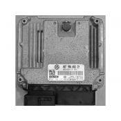ECU Calculator Motor VW Touran 2.0 06F906056EM 0261S02247 MED9.5.10 {