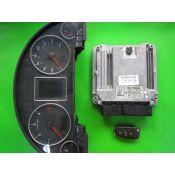 KIT pornire Audi A4 2.7TDI 8E0907401AL 0281013095 EDC16CP34 BPP