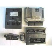 KIT pornire Audi A4 2.0TDI 03L906018JP 0281017372 EDC17C46