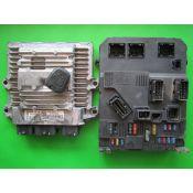 KIT pornire Citroen C3 1.4HDI 9650670480 5WS40021J-T SID802