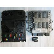 KIT pornire Citroen C2 1.4HDI 9655939280 5WS40174B-T SID804