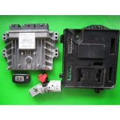 KIT pornire Renault Megane 1.5DCI 237100943R 237100120R DCM3.4
