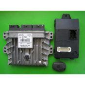 KIT pornire Dacia Logan 1.5DCI 237101862R 237100703R DCM3.4