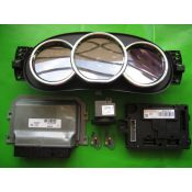 KIT pornire Dacia Sandero 1.2 237107314R 237105337R EMS3125