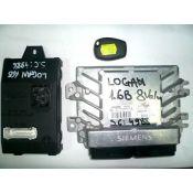 KIT pornire Dacia Logan 1.6 8200369625 S110140010A EMS3132