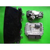 KIT pornire Honda Civic 2.2CDTI 37820-RSR-E13 0281012660 EDC16C7