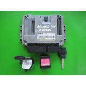 KIT pornire Honda Accord 2.2CDTI 37820-RBD-E51 0281011546 EDC16C7